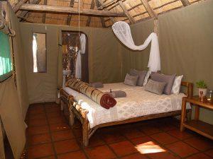 Enlarge kalahari bush camp bedroom