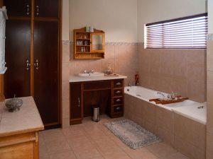 Enlarge bathroom